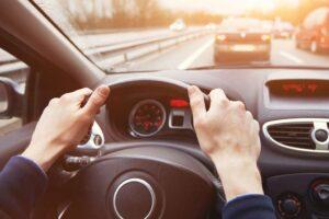 intensive driving