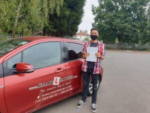 Learn automatic driving lessons
