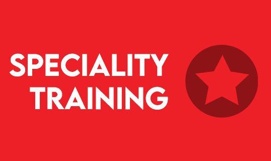 Specialty Training Courses