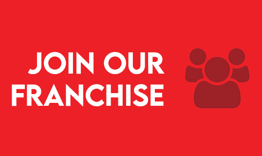 Join Our Franchise