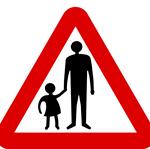 Child pedestrian