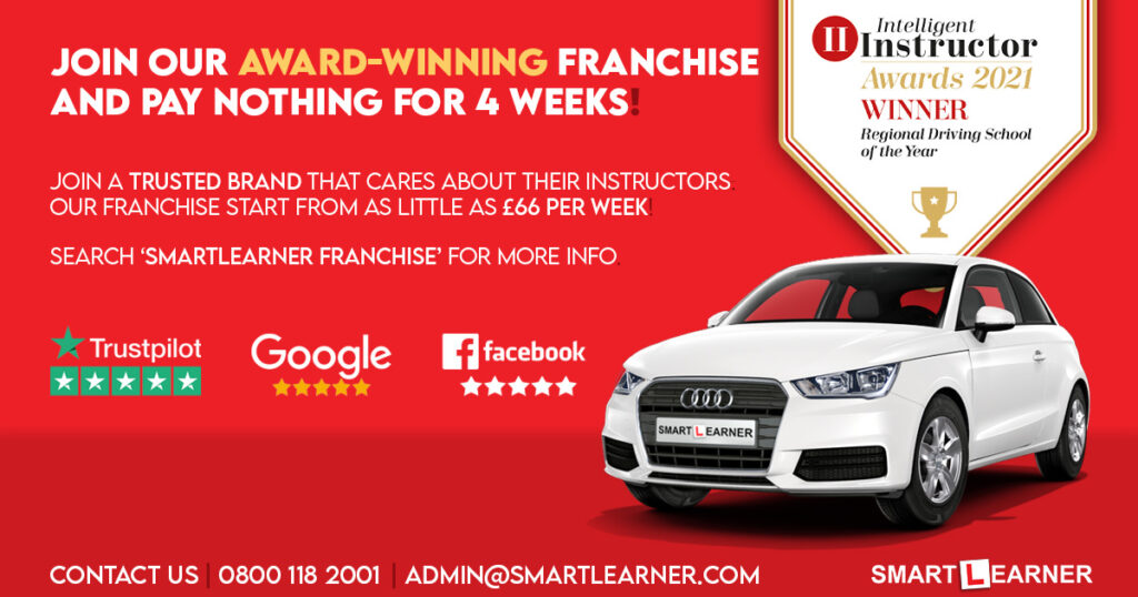 Join Our Driving Instructor Franchise