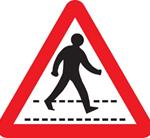 walking ped