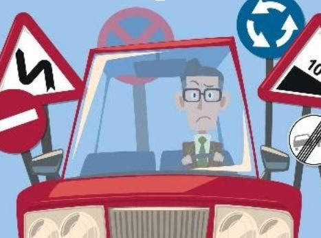 How to Overcome Nerves on Your Driving Test.